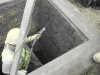 Cementitious Application -  Grit Chamber – Memphis, Tennessee
